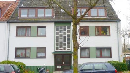 VERMIETET Januar 2013 | EG-Wohnung in Bremen Hastedt