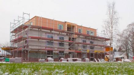 VERMIETET Februar 2013 | Fünf Wohneinheiten in Oldenburg Ofenerdiek