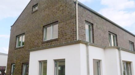 VERMIETET Oktober 2013 | Neubau Doppelhaushälfte in Rastede