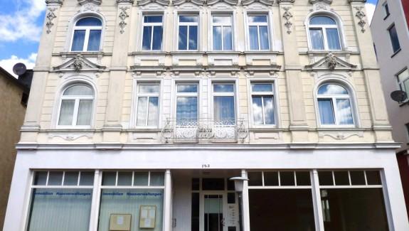 Verkauf Wohn- und Geschäftshaus Wilhelmshaven